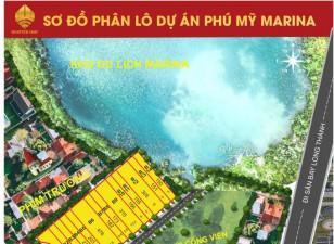 Dự án khu dân cư Phú Mỹ Marina - Thị Xã Phú Mỹ
