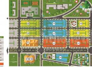 Dự án Eco Town Phú Mỹ - Tỉnh Bà Rịa Vũng Tàu