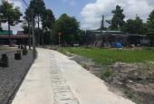 Bán đất hẻm bê tông xe hơi gần trường mầm non Long Điền.
