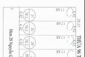 Bán đất hẻm 28 NGUYỄN GIA THIỀU P12 thành phố Vũng Tàu