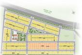 Bán đất 2 mặt tiền dự án baria citygate