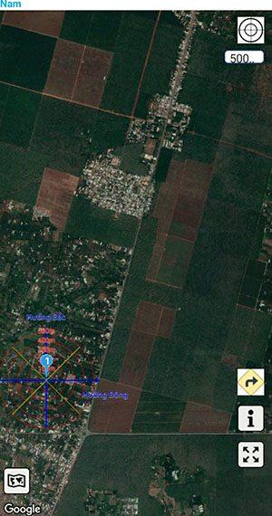 Chính chủ cần bán đất thổ cư, xã Suối Nghệ, huyện Châu Đức.
