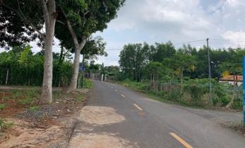 Giá rẻ bất ngờ . Bán lô đất biệt thự nhà vườn   Mặt tiền đường số 45 Hòa Long. TP Bà Rịa.