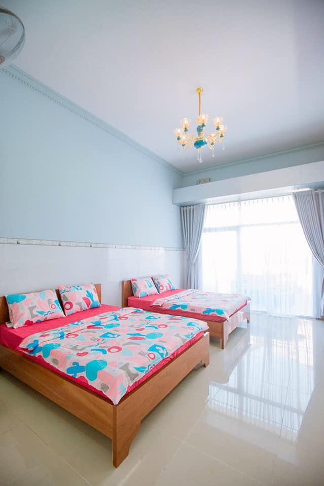 Cho thuê Biệt thự nghỉ dưỡng theo ngày, gần công viên Thỏ Trắng, Tp. Vũng Tàu.