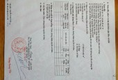 Bán đất hẻm 165 đường Đô Lương, phường 12, Tp. Vũng Tàu.