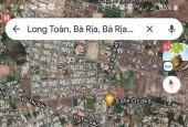 Cần bán lô đất biệt thự thự khu trung tâm Bà Rịa, phường Long Toàn.