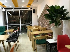 Cần cho thuê hoặc sang quán Cà Phê Trà Sữa mặt tiền gần Bãi Trước, Tp. Vũng Tàu.