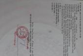 Chủ gửi bán lô đất mặt tiền Cao Văn Ngọc, thị trấn Đất Đỏ, huyện Đất Đỏ.