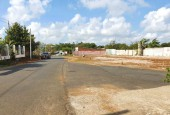 Bán 2 lô đất mặt tiền đường Nam Kỳ Khởi Nghĩa, thị trấn Dất Đỏ, huyện Đất Đỏ.