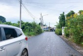 Bán đất mặt tiền đường Nguyễn Thị Đẹp, thị trấn Đất Đỏ, huyện Đất Đỏ.