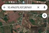 Bán đất 1.200m2 có 100m2 thổ cư hẻm xe hơi đường QL55 giá 1.8 tỷ
