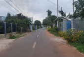 Bán đất 406 m2 góc 2 mặt tiền đường nhựa xã Long Phước, TP Bà Rịa.