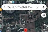 Bán Đất mặt tiền đường Tôn Thất Tùng, trung tâm Thị trấn Đất Đỏ, Huyện Đất Đỏ.